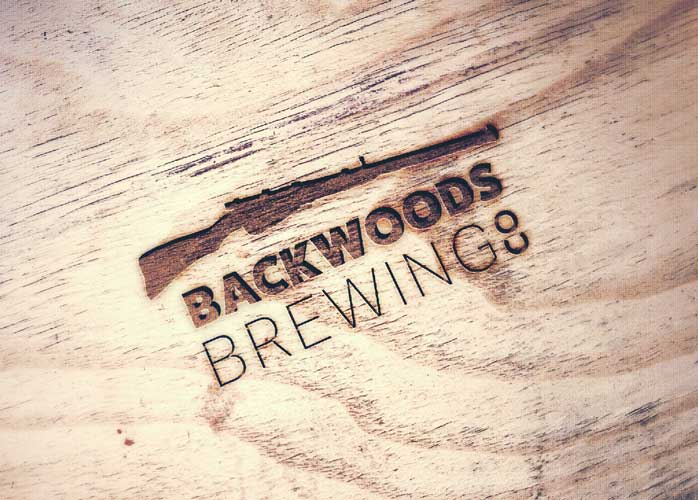 Backwoods Brewing Logo